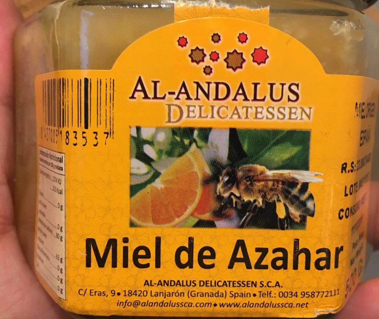 Miel de Azahar - Product