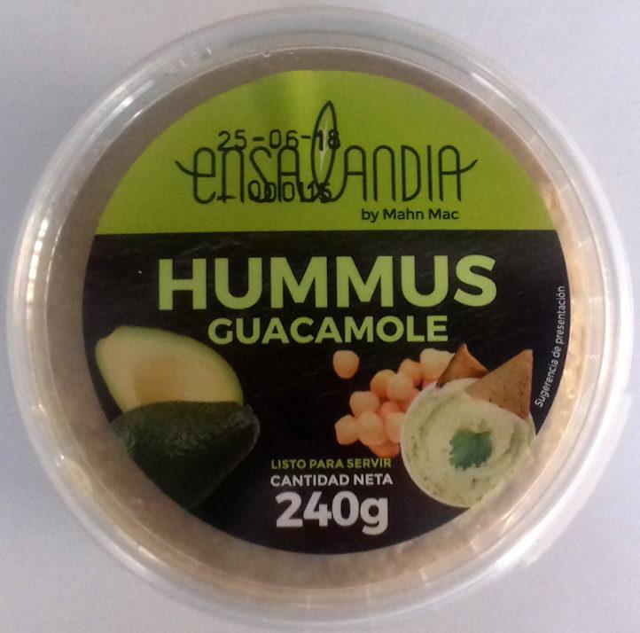 Hummus Guacamole - Продукт - es