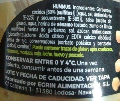 HUMMUS - 4