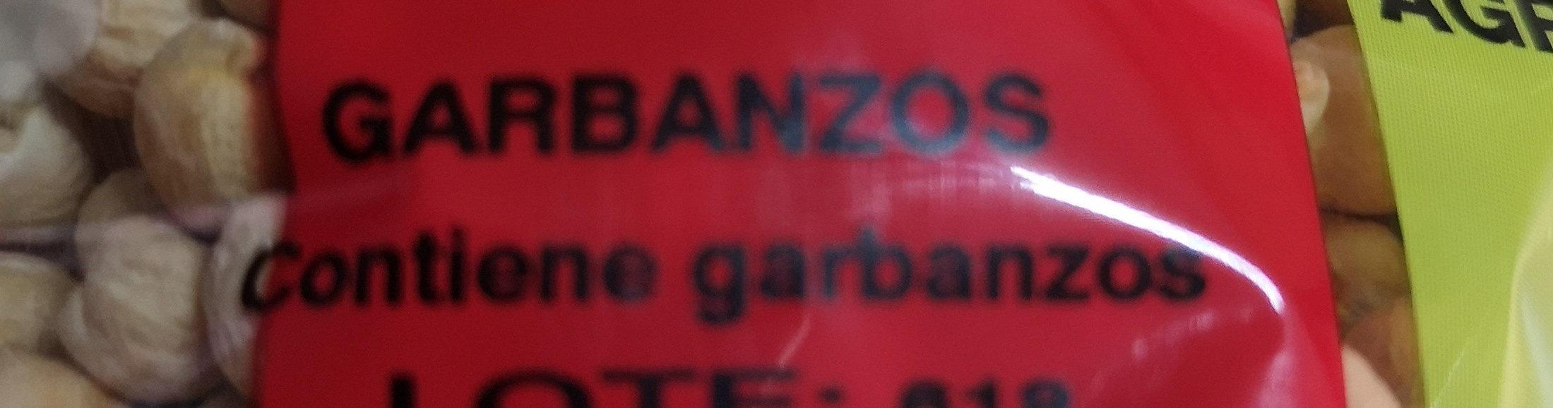 Garbanzos - Ingredientes - es