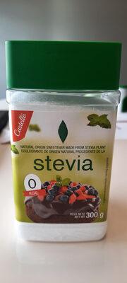 Stevia - Informació nutricional - es