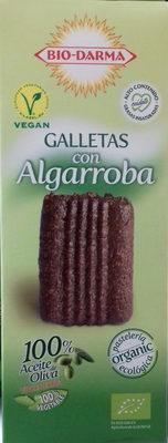 Galletas con algarroba - Product - es