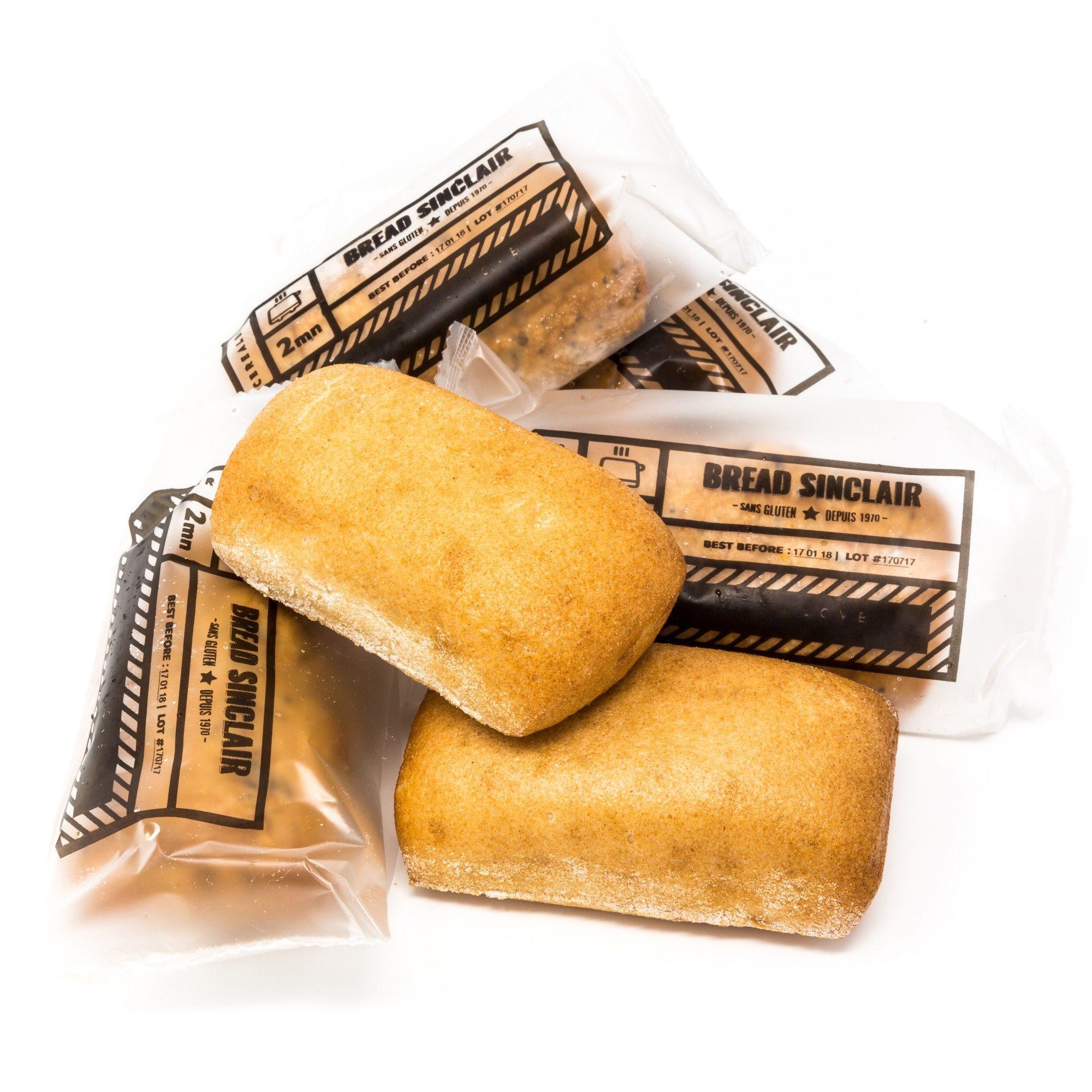 Gluten free bread - Product - fr