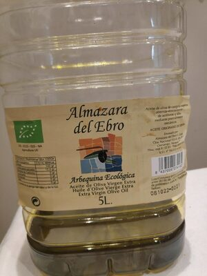 Aceite Almazara del Ebro - Produit - es