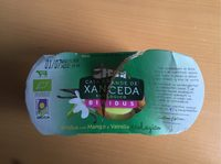Bifidus con mango y vainilla - Produit - fr