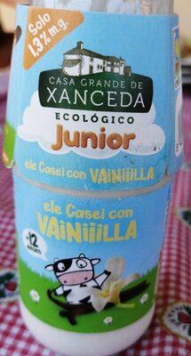 Junior ele casei con vainilla - Produit - es