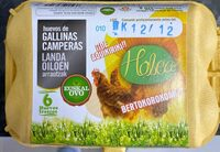 Huevos Hobea - Product - es