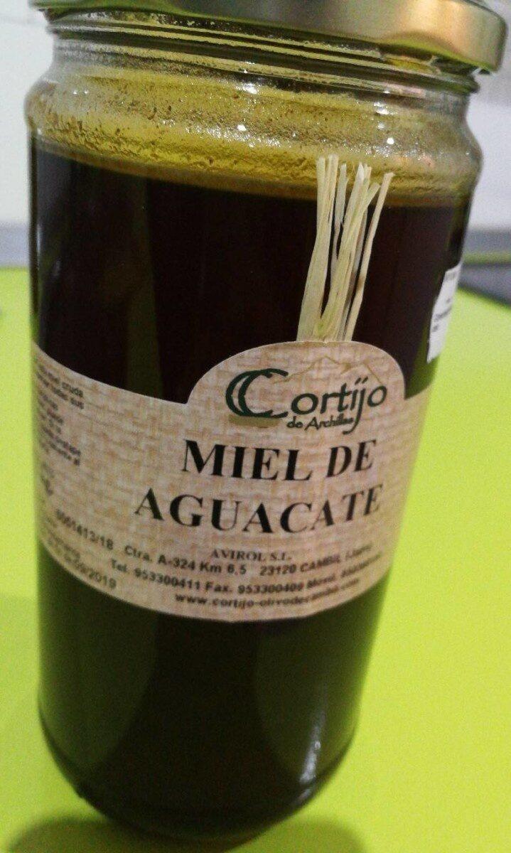 Miel de aguacate - Producto - es