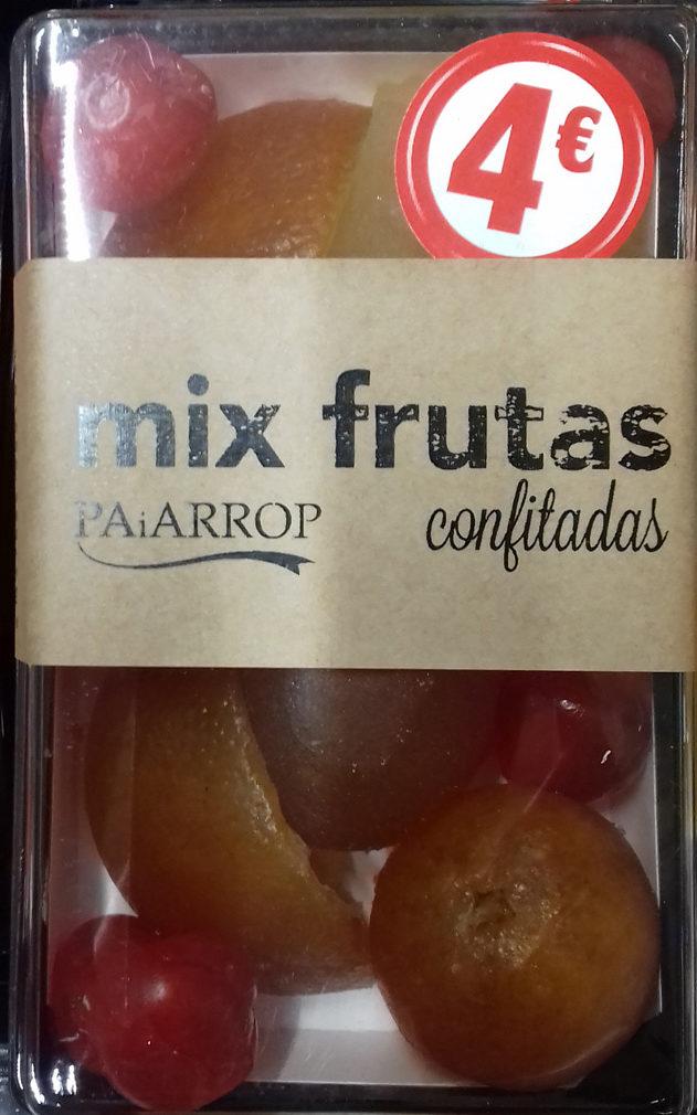 Mix frutas confitadas - Producto - es