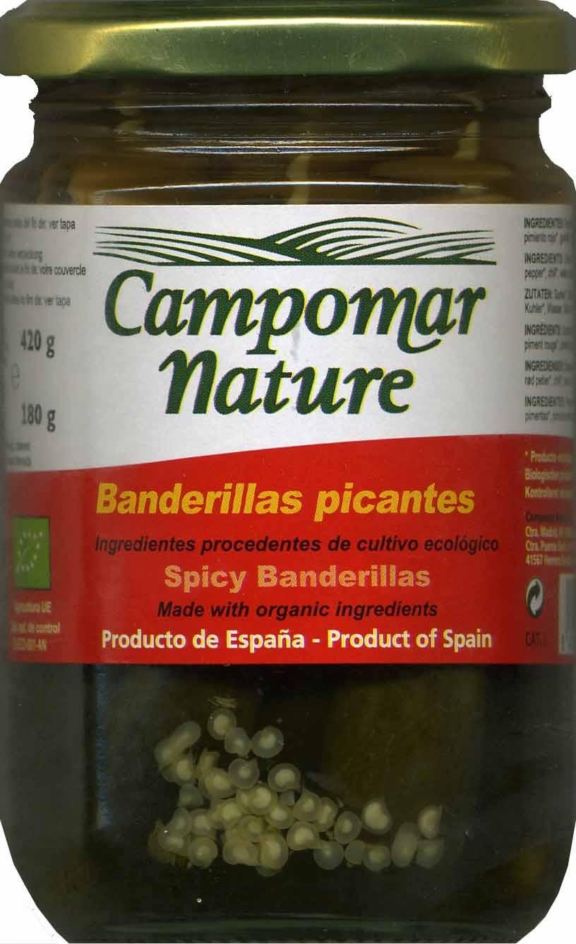 banderillas picantes ecologicas - Producto