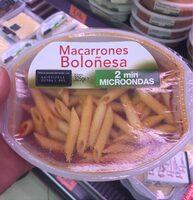 Macarones Boloñesa - Producte