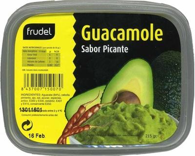 Guacamole - Producte - es