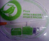 Pizza atún y bacon - Product - es