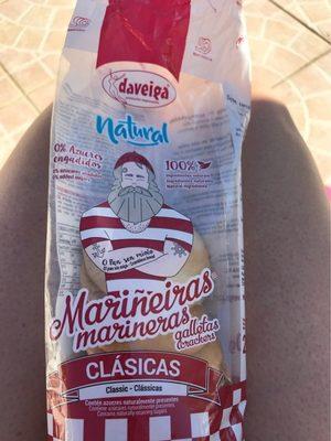 Crackers con mantequilla - Producto - es