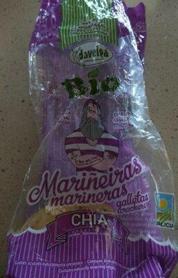 Mariñeiras galletas crackers