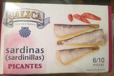 Sardinillas Picantes