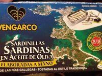 Sardinillas en aceite de oliva - Producte - es