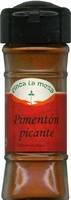 Pimentón picante - Producto