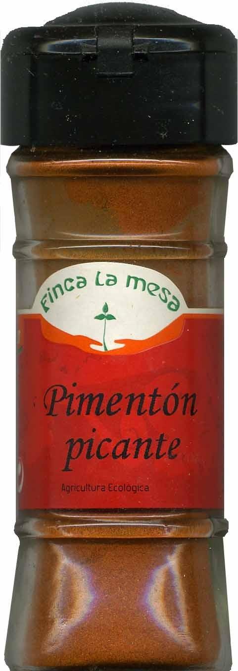 Pimentón picante - Producto - es