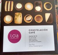 Pastas de té constelación café - Produit - es