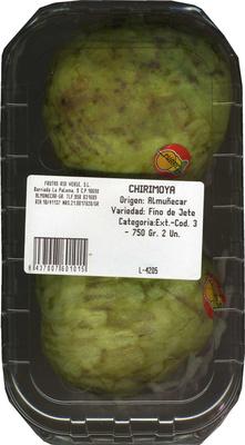 Chirimoyas - Producto
