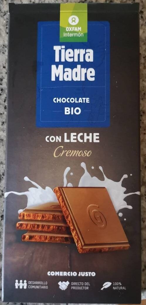 Chocolate con leche - Producto - es