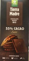 Chocolate negro bio - Producto - es
