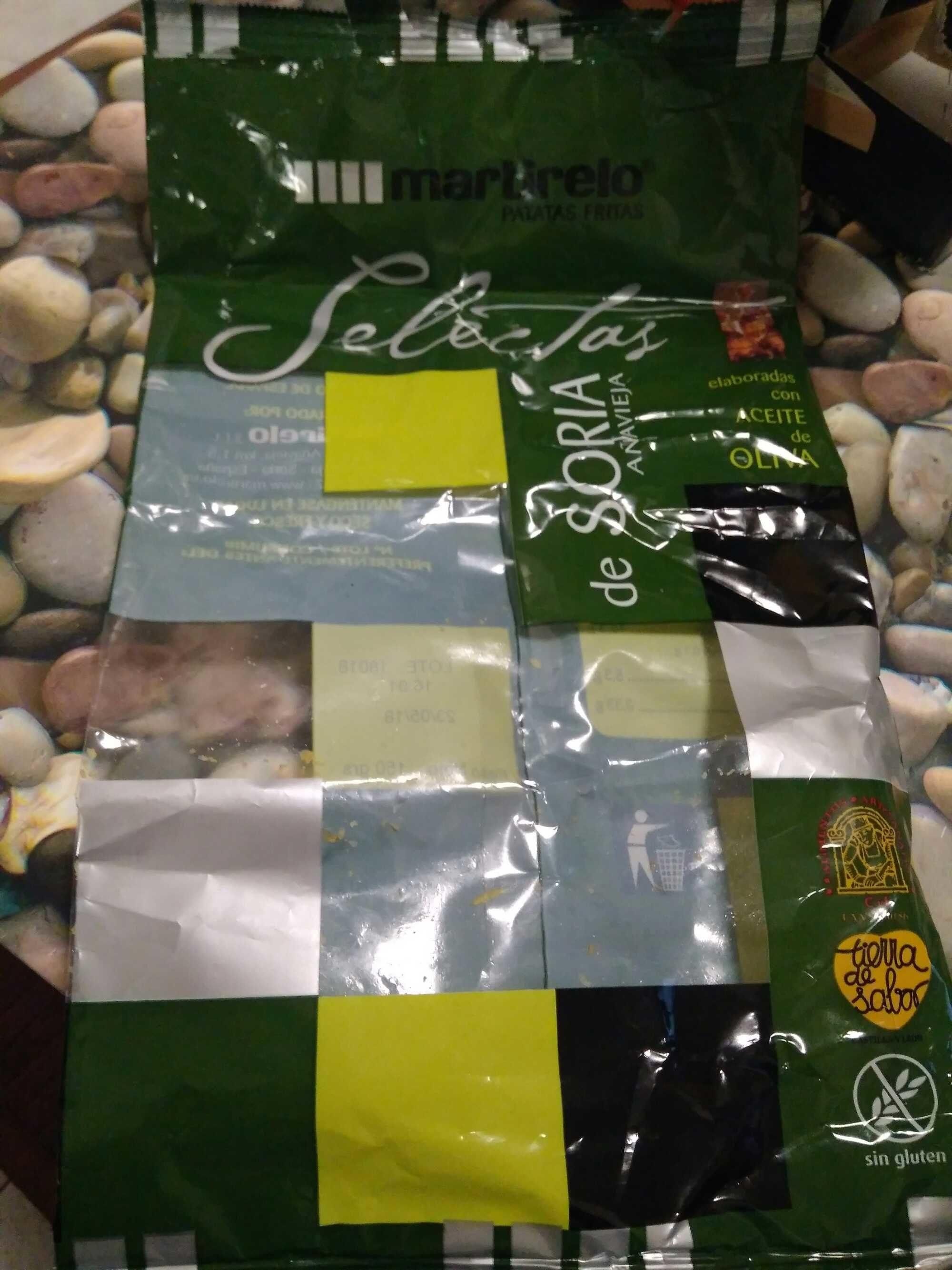 Patatas fritas Martirelo - Product