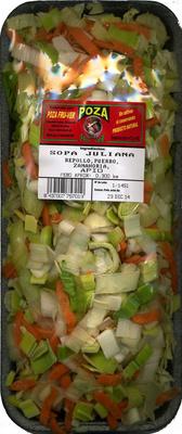 Sopa juliana - Produit
