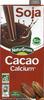 """Bebida de soja ecológica """"NaturGreen"""" con cacao y calcio - Producto"""