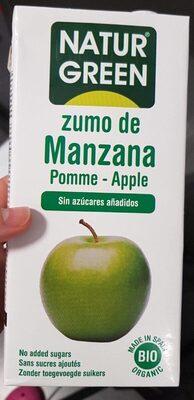 Zumo manzana - Product - en