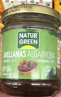 Crema avellanas algarroba - Product