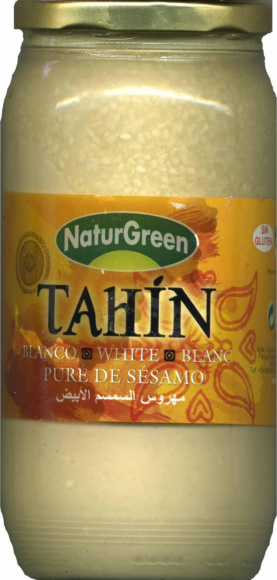 Tahín Blanco - Producte - es