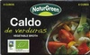Caldo de verduras en cubitos - Product