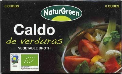 Caldo de verduras - Product - es