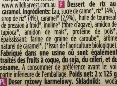Arroz caramelo - Product