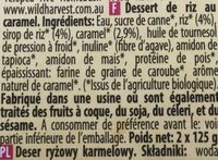 Arroz caramelo - Ingrediënten