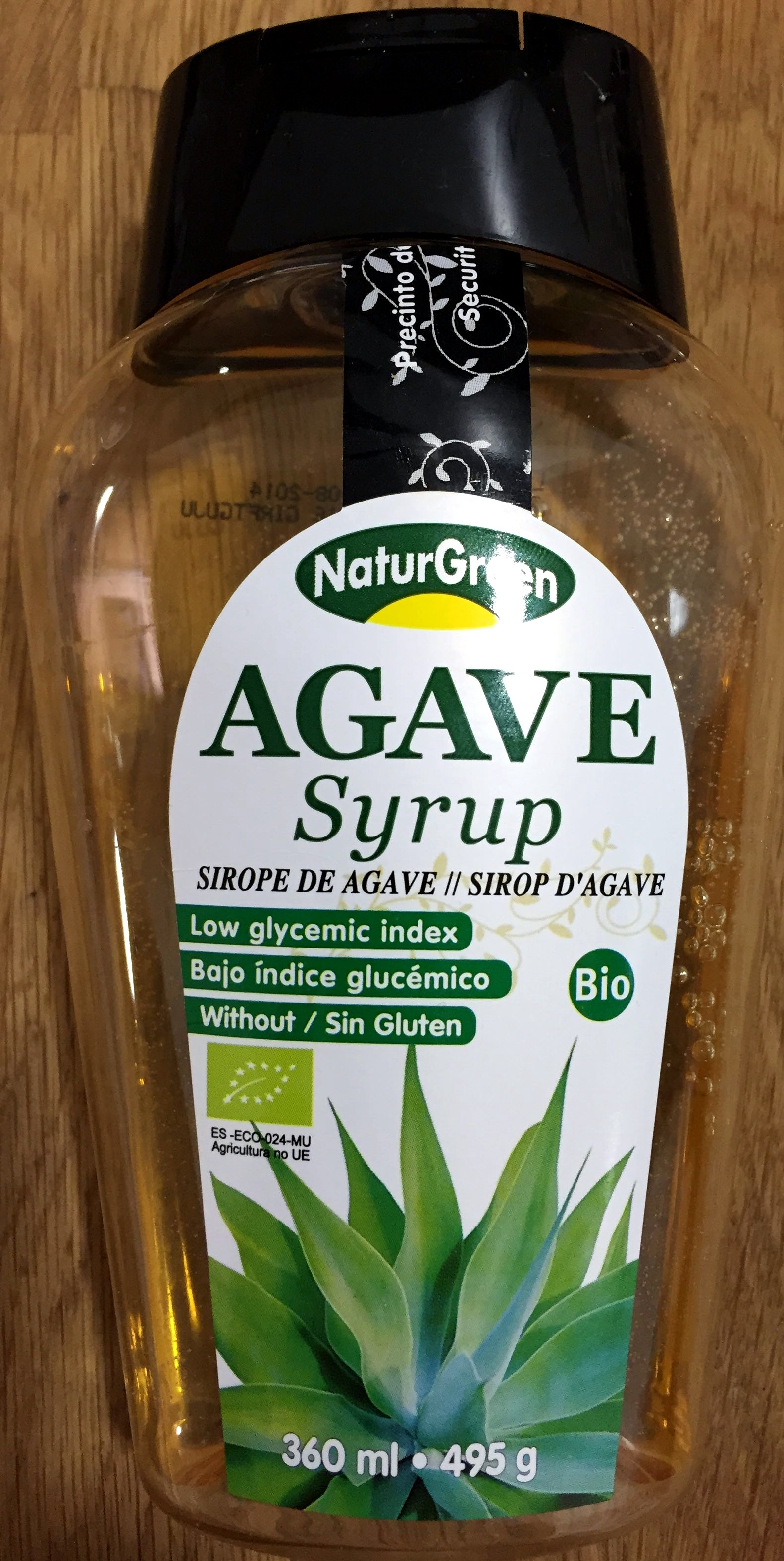 Agave Syrup - Producto - es