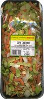 Verduras para sopa juliana - Product - es