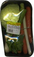 Mezcla de verduras y hortalizas para cocido - Producte