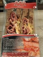 Sandwich de bacon frito - Product