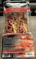 Sandwich de bacon frito - Nutrition facts
