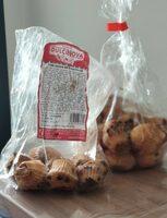 Mini muffins rellenas de cacao, con chips de chocolate - Produit - es