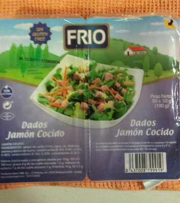 D'ados jamon cocido - Producto - fr