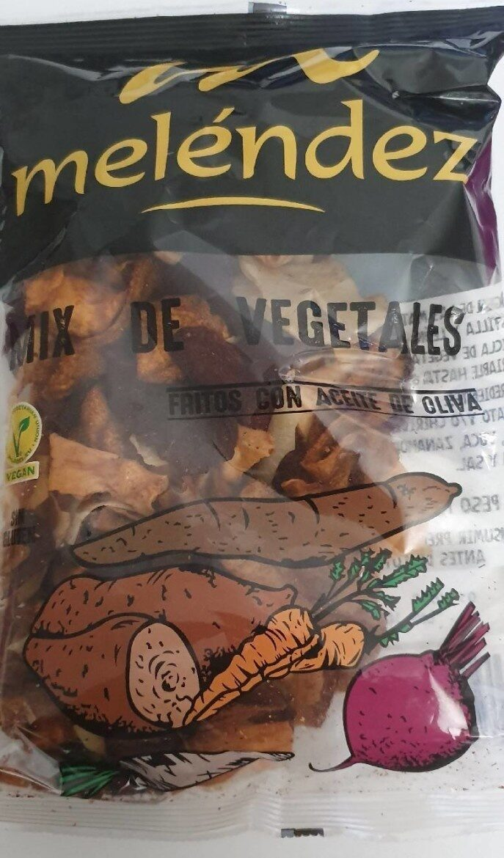 Mix vegetales - Producto
