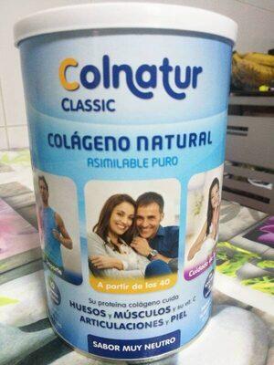 Colágeno natural - Produit - es