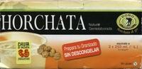 Horchata natural semielaborada - Produit - es