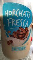Horchata fresca - Producte