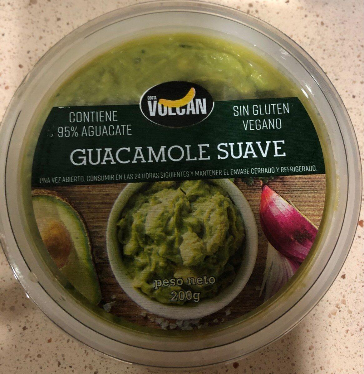 Guacamole suave - Produit