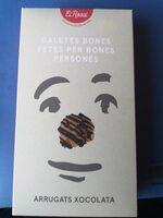 Arrugats xocolata - Product - es